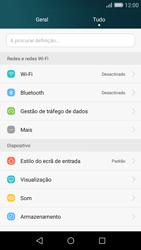 Huawei P8 Lite - Internet no telemóvel - Como ativar os dados móveis -  3