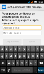 Alcatel OT-4033X Pop C3 - E-mail - Configuration manuelle - Étape 9