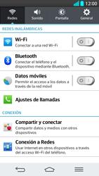 LG G2 - WiFi - Conectarse a una red WiFi - Paso 4