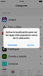 Apple iPhone SE iOS 10 - Aplicaciones - Descargar aplicaciones - Paso 4