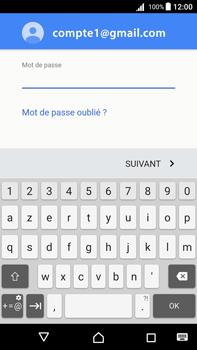 Sony Xperia Z5 Premium - Android Nougat - E-mail - Configurer l