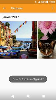 Sony Xperia XA2 Ultra - Photos, vidéos, musique - Envoyer une photo via Bluetooth - Étape 15