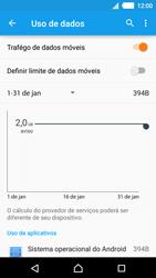 Sony Xperia M4 Aqua - Internet (APN) - Como configurar a internet do seu aparelho (APN Nextel) - Etapa 5