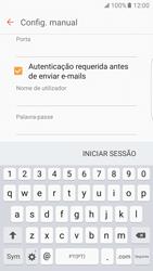 Samsung Galaxy S7 Edge - Email - Configurar a conta de Email -  14