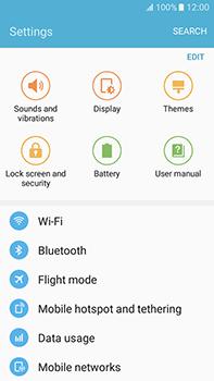 Samsung Galaxy J7 (2016) (J710) - Internet - Manual configuration - Step 4