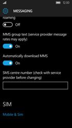 Acer Liquid M330 - SMS - Manual configuration - Step 6