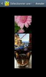 Samsung Galaxy Trend - Contact, Appels, SMS/MMS - Envoyer un MMS - Étape 16