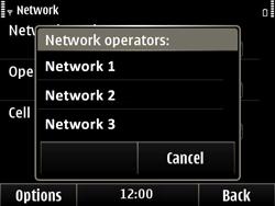 Nokia E6-00 - Network - Usage across the border - Step 9