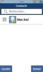 Samsung Wave 723 - Contact, Appels, SMS/MMS - Envoyer un MMS - Étape 7