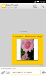 Alcatel Pop S3 (OT-5050X) - MMS - Afbeeldingen verzenden - Stap 17