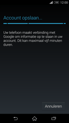 Sony Xperia Z3 4G (D6603) - Applicaties - Account aanmaken - Stap 18