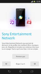 Sony Xpéria SP - Premiers pas - Créer un compte - Étape 8