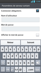 LG Optimus F5 - E-mails - Ajouter ou modifier un compte e-mail - Étape 14
