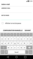 LG LG G5 - E-mail - Configuration manuelle (outlook) - Étape 8