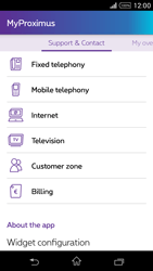 Sony Xperia Z1 Compact D5503 - Applications - MyProximus - Step 24
