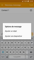 Samsung Galaxy A3 - A5 (2016) - Contact, Appels, SMS/MMS - Envoyer un MMS - Étape 13