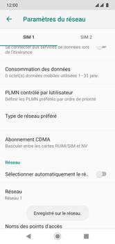 Xiaomi Mi A2 Lite - Réseau - utilisation à l'étranger - Étape 15