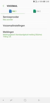 Samsung galaxy-j4-plus-dual-sim-sm-j415fn - Voicemail - Handmatig instellen - Stap 8