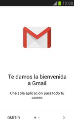 Samsung Galaxy S3 Mini - E-mail - Configurar Gmail - Paso 5
