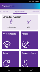 Sony Xperia Z1 Compact D5503 - Applications - MyProximus - Step 18