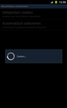 Samsung N7000 Galaxy Note - Netwerk - gebruik in het buitenland - Stap 9