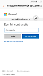 Samsung Galaxy J5 (2017) - E-mail - Configurar Outlook.com - Paso 8