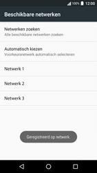 Acer Liquid Zest 4G - Netwerk - Handmatig een netwerk selecteren - Stap 10