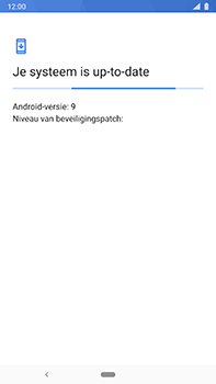 Nokia 8-sirocco-ta-1005-android-pie - Software updaten - Update installeren - Stap 8