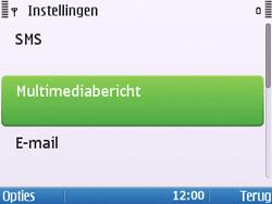 Nokia E5-00 - MMS - probleem met ontvangen - Stap 7