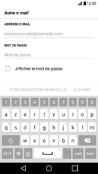 LG LG G5 - E-mail - Configuration manuelle (outlook) - Étape 7