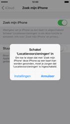 Apple iPhone 7 (Model A1778) - Beveiliging en ouderlijk toezicht - Vind mijn iPhone inschakelen - Stap 6