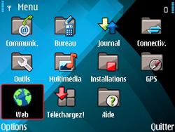 Nokia E71 - Internet - configuration manuelle - Étape 14