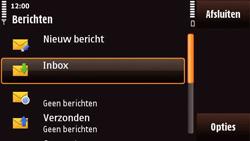 Nokia N97 Mini - MMS - probleem met ontvangen - Stap 4
