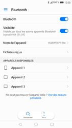 Huawei P9 Lite - Android Nougat - Bluetooth - connexion Bluetooth - Étape 7
