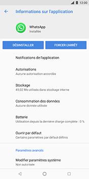 Nokia 7 Plus - Applications - Supprimer une application - Étape 7
