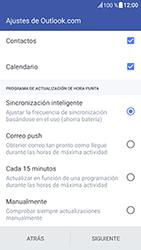 HTC 10 - E-mail - Configurar Outlook.com - Paso 8