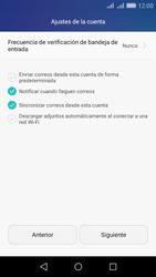 Huawei Huawei Y6 - E-mail - Configurar Outlook.com - Paso 8