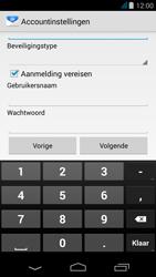 Acer Liquid Z500 - E-mail - e-mail instellen: IMAP (aanbevolen) - Stap 14