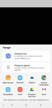 Samsung Galaxy A7 2018 - Photos, vidéos, musique - Créer une vidéo - Étape 22