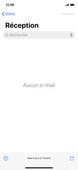 Apple iPhone 11 Pro - E-mail - Envoi d