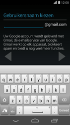 Huawei Ascend P7 - Applicaties - Account aanmaken - Stap 8