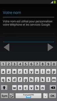 Samsung Galaxy Note 3 - Premiers pas - Créer un compte - Étape 10