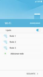 Samsung Galaxy S7 Edge - Android Nougat - Primeiros passos - Como ligar o telemóvel pela primeira vez -  5