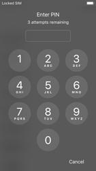 Apple iPhone SE iOS 11 - Primeros pasos - Activar el equipo - Paso 5