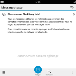 BlackBerry Passport - Mms - Configuration manuelle - Étape 4