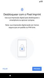 Google Pixel 2 - Primeiros passos - Como ativar seu aparelho - Etapa 11