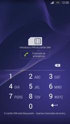 Sony Xperia M2 - Internet no telemóvel - Como configurar ligação à internet -  32