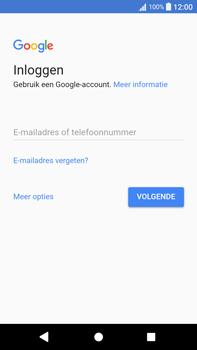 Sony Xperia L2 - E-mail - handmatig instellen (gmail) - Stap 9