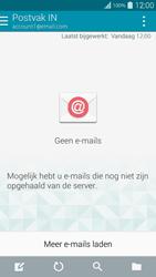 Samsung G901F Galaxy S5 Plus - E-mail - handmatig instellen - Stap 4