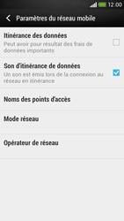 HTC Desire 601 - Internet - Configuration manuelle - Étape 6